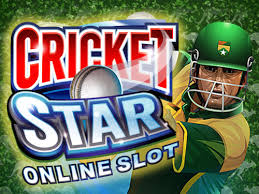 Play Cricket Star Slots free game Microgaming