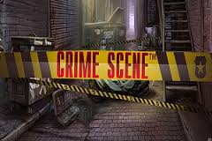 Crime Scene Slots game Casumo