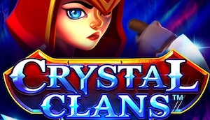 Play Crystal Clan Slots game iSoftBet