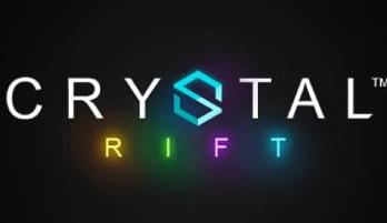 Play Crystal Rift Slots game Microgaming