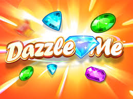 DazzleMe Slots game NetEnt
