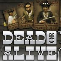 Play Dead or Alive Slots game NetEnt