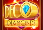 Play Deco Diamonds slot game Microgaming