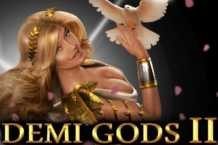 Play Demi Gods II Slots game Spinomenal