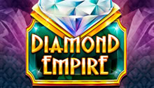 Play Diamond Empire Slots game Microgaming