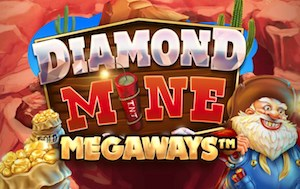 Diamond Mine Slots game Leander
