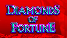 Diamonds Of Fortune Slots game Novomatic