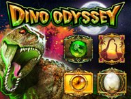 Dino Odyssey free Slots game