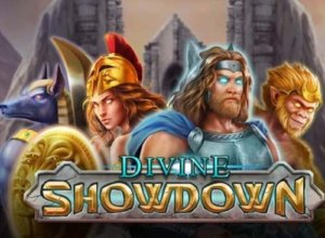 Play Divine Showdown Slots game Play n Go