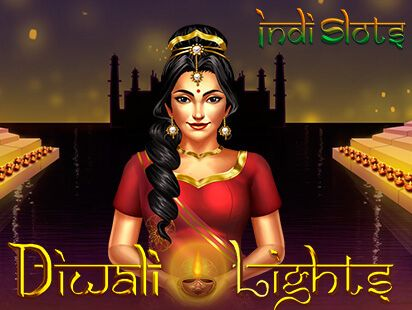 Play Diwali Lights slot game Indi Slots