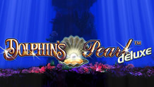 Dolphins Pearl Deluxe Slots game Novomatic