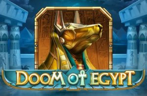 Doom of Egypt Slots game Play n Go