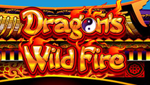 Dragons Wild Fire Slots game Novomatic