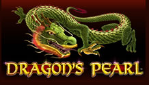 Dragons Pearl Slots game Novomatic