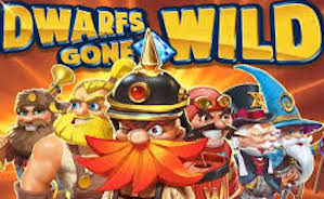 Play Dwarfs Gone Wild slot game Quickspin