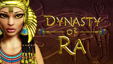 Dynasty of Ra Slots game Novomatic