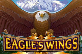Play Eagles Wings Slots game Casumo