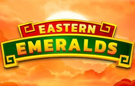 Play Eastern Emeralds Slots game Quickspin
