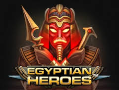 Egyptian Heroes Slots game Casumo