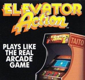 Elevator Action Arcade game Elevator Action