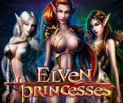 Elven Princesses Slots game Evoplay