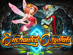 Play Enchanted Crystals Slots game Casumo