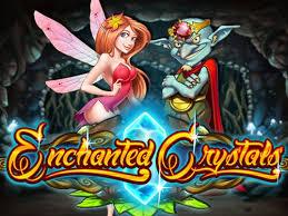Play Enchanted Crystals Slots game Casumo