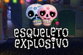 Esqueleto Explosivo Thunderkick Slots