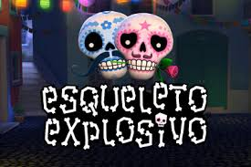 Play Esqueleto Explosivo Slots game Thunderkick