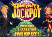Everybodys Jackpot Slots game Playtech