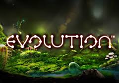 Evolution Slots game Casumo
