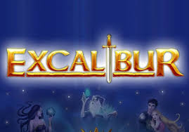 Excalibur Slots game NetEnt