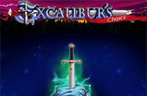 Excaliburs Choice Slots game WMS