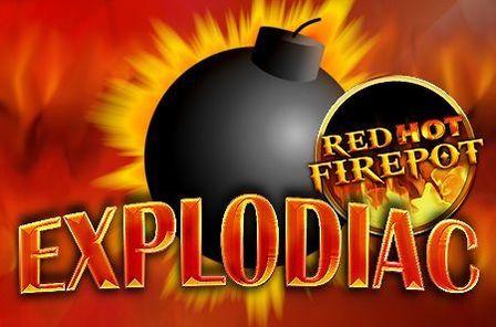 Explodiac rhfp Slots game Gamomat