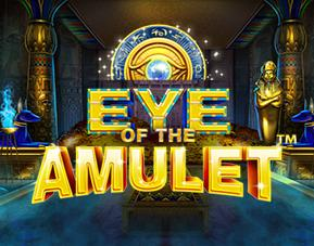 Play Eye of Amulet Slots game iSoftBet