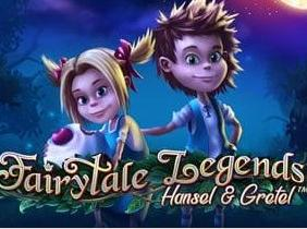 Fairytale Legends Hansel Gretel Slots game NetEnt