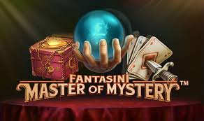 Fantasini Master of Mystery Slots game NetEnt