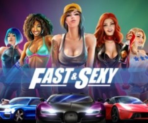 Fast and Sexy Slots game RTG
