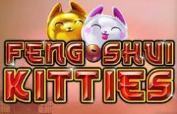 Play Feng Shui Kitties Slots game Booming Games