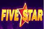 Play Five Star Slots game Red Tiger