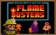 Play Flame Busters Slots game Thunderkick