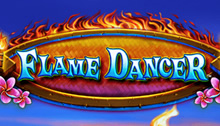 Play Flame Dancer slot game Novomatic