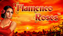 Play Flamenco Roses Slots game Novomatic