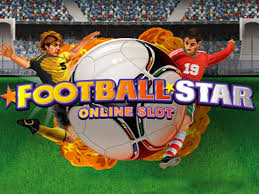 Play Football Star Slots game Casumo