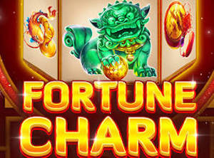 Fortune Charm Slots game Red Tiger