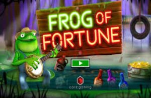 Frog of Fortune Slots game WMS
