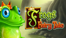 Frogs Fairy Tale Slots game Novomatic
