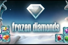 Play Frozen Diamonds Slots game Rabcat