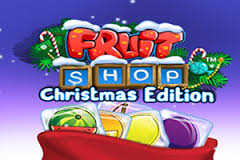 Play Fruit Shop Christmas Edition Slots game NetEnt