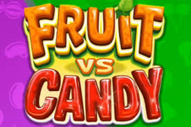Play Fruit vs Candy Slots game Microgaming